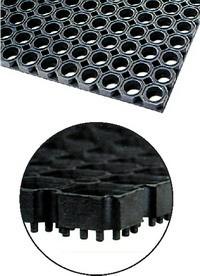 Грязезащитное модульное ячеистое покрытие «Модуль 23»