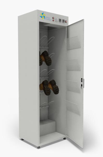 Сушильный шкаф для обуви