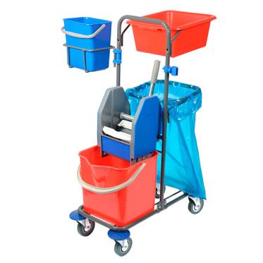 Тележка для комплексной уборки Bol Equipment