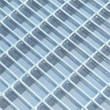 Оцинкованная решетка 33х11, h20мм