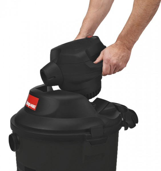 КОПИЯ Shop-Vac Blower Vac 25 пылесос-садовая воздуходувка