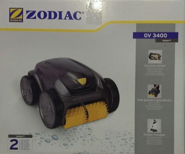Zodiac Vortex OV 3400 2WD