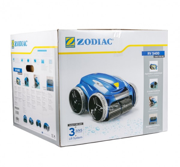 Zodiac Vortex PRO RV 5600 4WD
