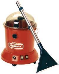 Экстракторная машина по уходу за ворсовыми покрытиями Cleanfix TW 300S